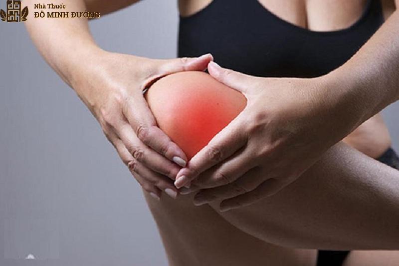 Đầu gối bị viêm gây ra nhiều cơn đau nhức khó chịu