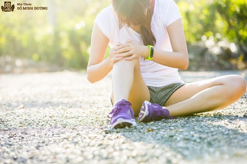 Chấn thương khi chơi thể thao cũng có thể gây ảnh hưởng đến xương