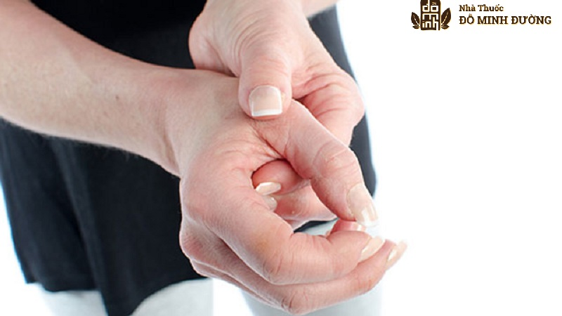 Viêm khớp ngón tay cái có thể xuất hiện ở nhiều đối tượng