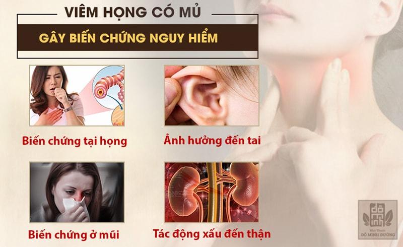Cẩn trọng trước những biến chứng của bệnh