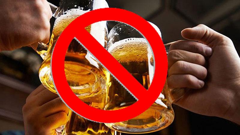 Người bị xuất tinh sớm nên kiêng rượu, bia