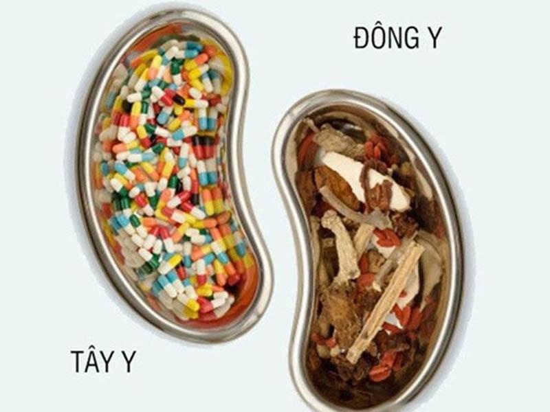 Có thể lựa chọn thuốc tân dược hoặc đông dược để điều trị đau khớp vai khi ngủ dậy
