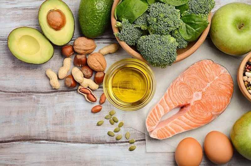 Những thực phẩm tốt cho hệ xương khớp