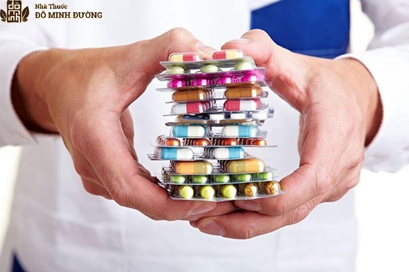 Thuốc kháng sinh điều trị thoái hóa cột sống cổ