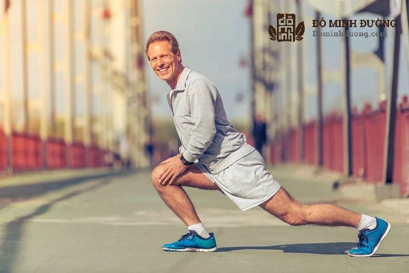 Tập luyện thể dục thể thao mang lại nhiều lợi ích đối với chức năng sinh lý của nam giới