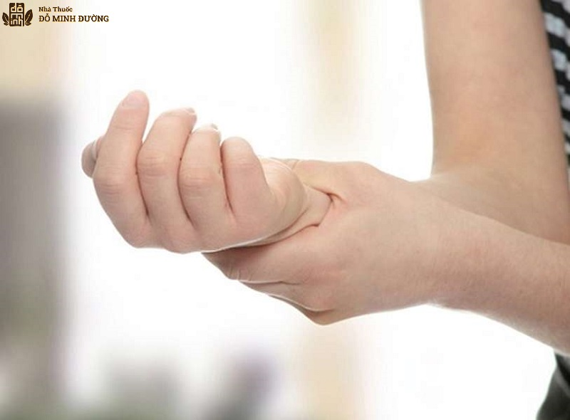 Tràn dịch khớp cổ tay