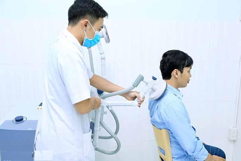 Cách chữa viêm khớp vai bằng vật lý trị liệu mang đến hiệu quả cao