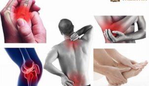 Viêm khớp gây ra nhiều cơn đau nhức khó chịu