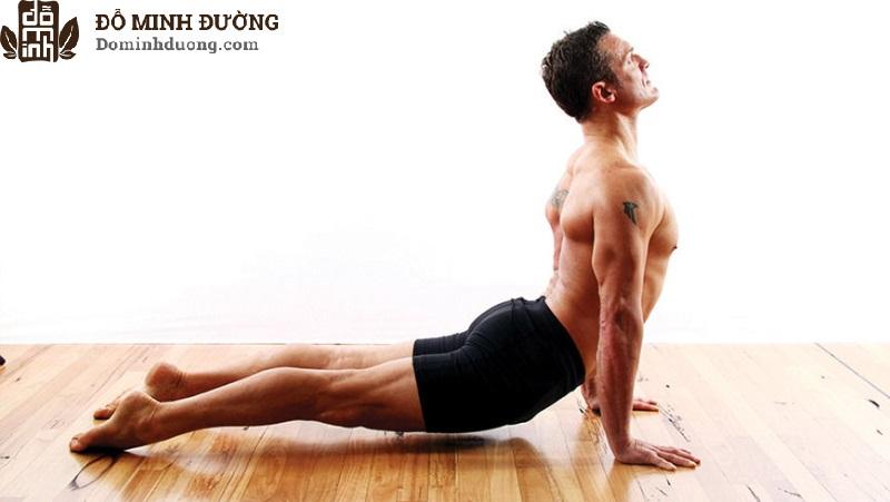 Yoga là bài tập điều tri rối loạn cương dương tốt cho nhiều nam giới