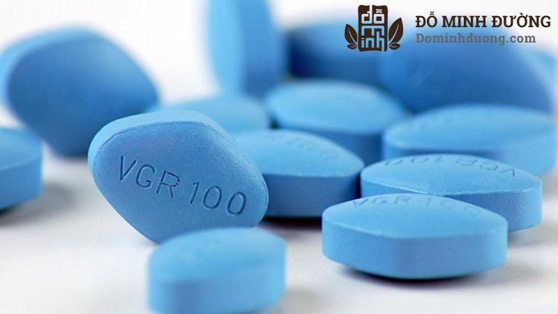 Bác sĩ có thể chỉ định một số thuốc trị rối loạn cương dương loạn cương dương tại nhà cho người bệnh