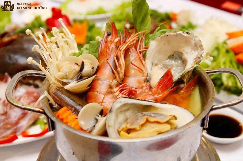 Hải sản là thực phẩm dễ gây dị ứng