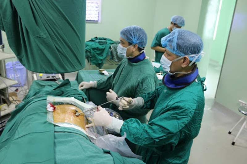 Phẫu thuật thoát vị đĩa đệm được chỉ định cho những trường hợp nghiệm trọng, không điều trị được bằng nội khoa