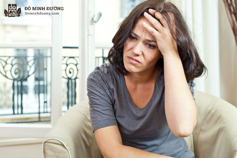 Căng thẳng, stress là nguyên nhan gây mẩn ngứa mề đay