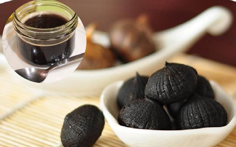 Tỏi đen có chứa hàm lượng chất S-allyl-L-cystein (SAC) cao hơn gấp 4 – 5 lần so với tỏi trắng