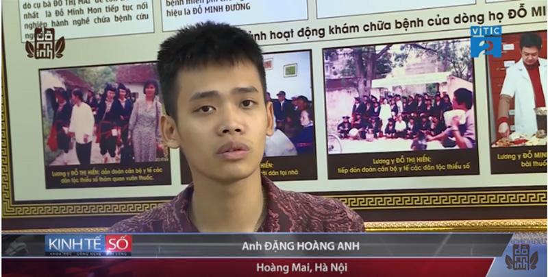 Anh Hoàng Anh chia sẻ về quá trình chữa khỏi bệnh yếu sinh lý, rối loạn cương dương tại nhà thuốc Đỗ Minh Đường