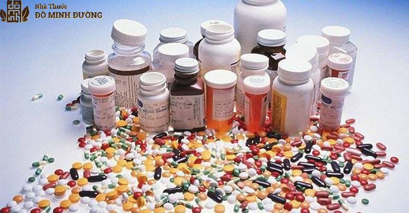 Sử dụng kháng sinh điều trị phong tê thấp