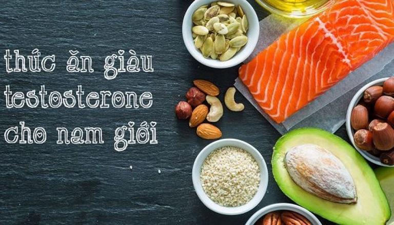 Các loại thực phẩm tăng cường sinh lý nam