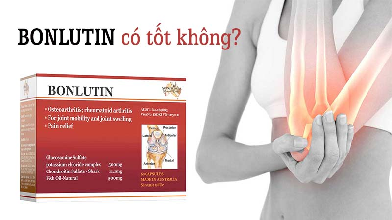 Thuốc Bonlutin có tốt không?