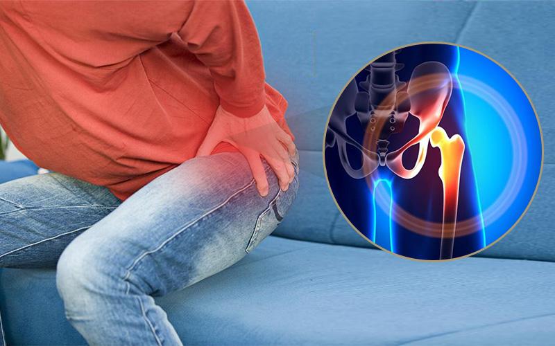 Cần sớm nhận biết triệu chứng thoái hóa khớp háng để tìm ra cách điều trị hiệu quả