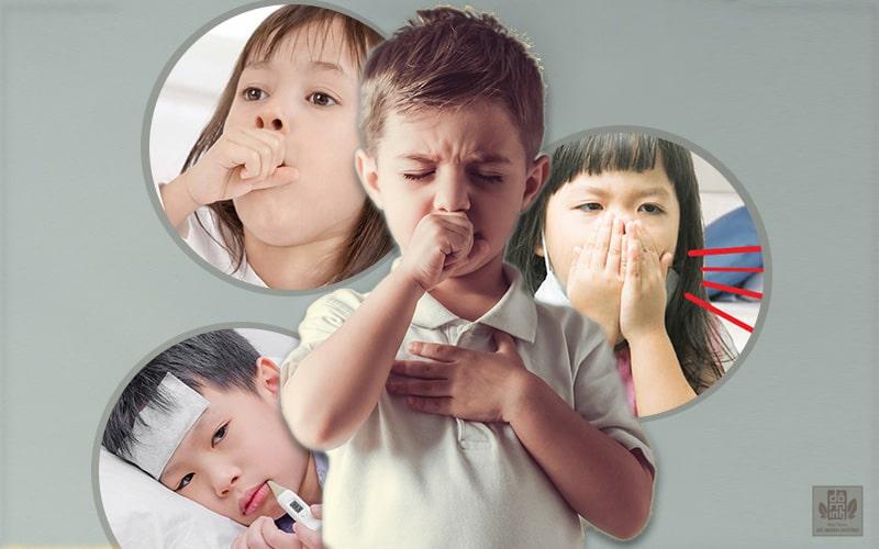Bệnh ho có nhiều triệu chứng khác nhau