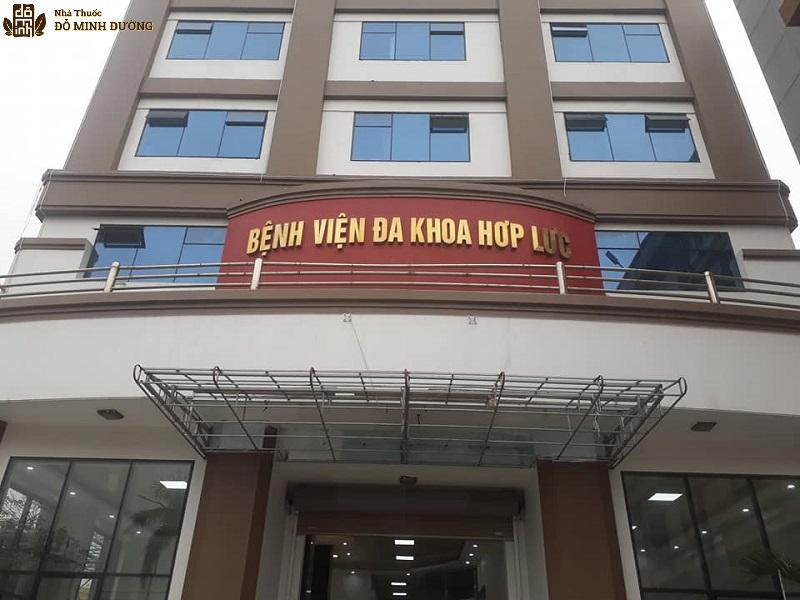 Bệnh viện đa khoa Hợp Lực Thanh Hóa