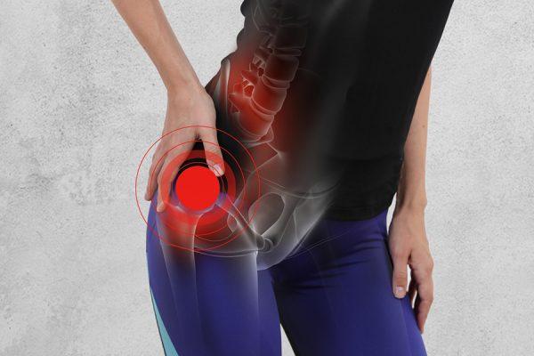Thoái hóa khớp háng không chỉ gây đau đớn mà còn có thể dẫn đến biến chứng nguy hiểm