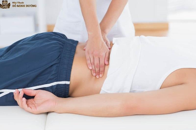 Chữa thoát vị đĩa đệm cột sống thắt lưng bằng vật lý trị liệu