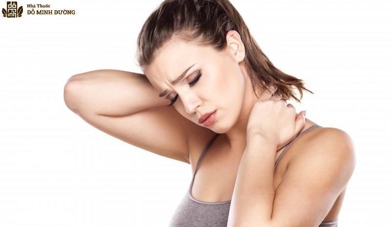 Cơn đau vai gáy nghiêm trọng hơn nếu không dùng đúng thuốc