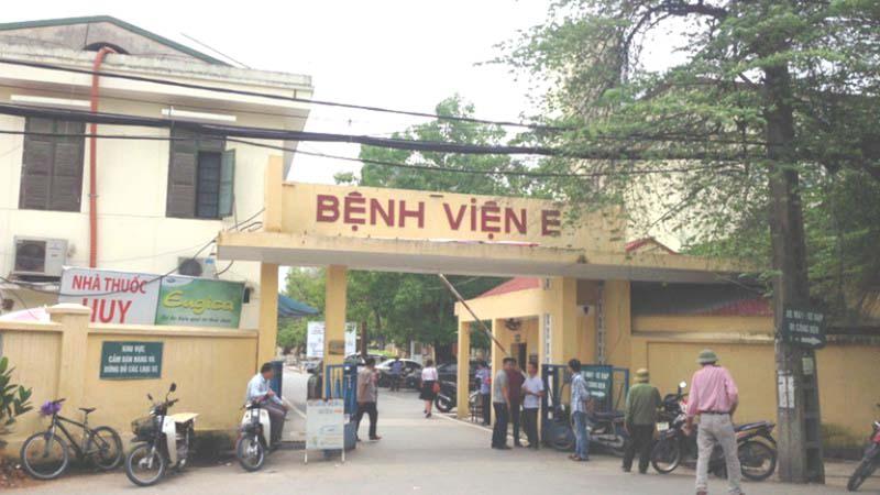 Bệnh viện E là một trong những địa chỉ điều trị đau vai gáy ở Hà Nội tốt