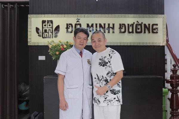 Nghệ sĩ Xuân Hinh chữa khỏi bệnh xương khớp nhờ bài thuốc gia truyền của Đỗ Minh Đường