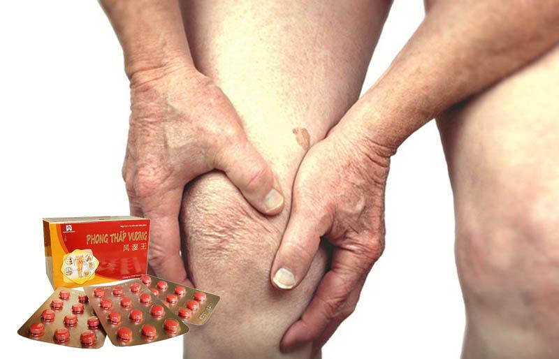 Phong thấp vương là sản phẩm của Công ty dược phẩm Nam Hà