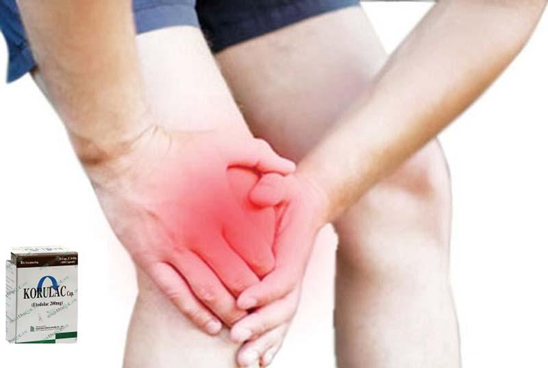 Thuốc Korulac có tác dụng hỗ trợ điều trị viêm đau khớp