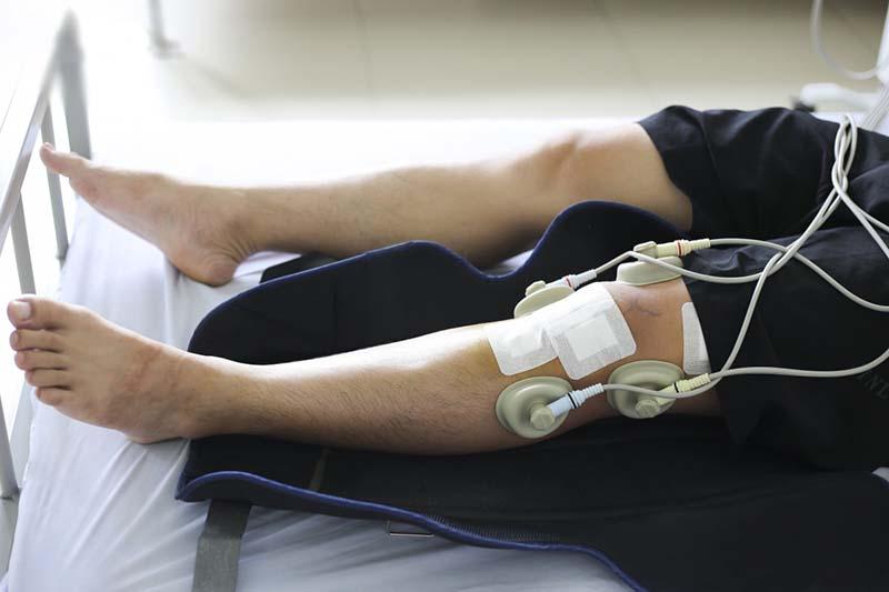 Vật lý trị liệu giúp người bệnh giảm đau và duy trì vận động