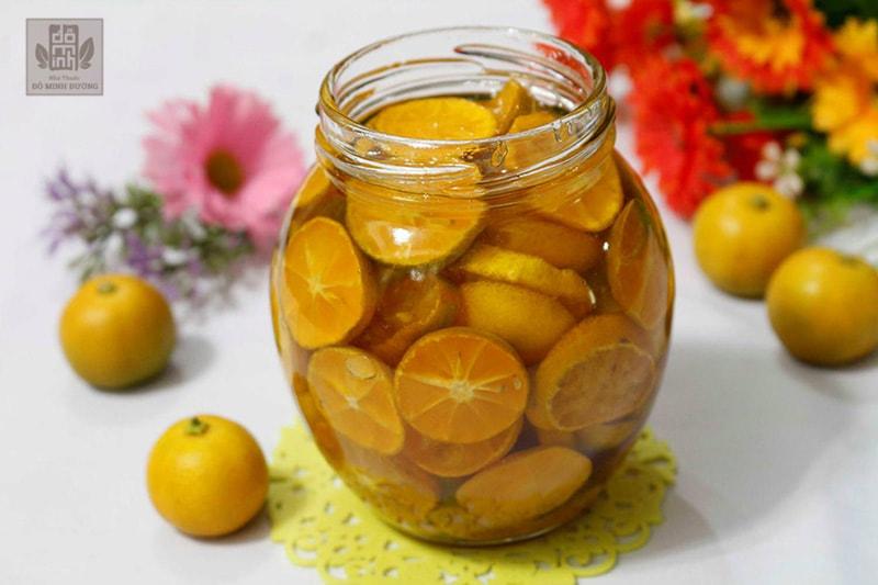 Cách chữa viêm sưng amidan với mật ong, quất dễ áp dụng, an toàn