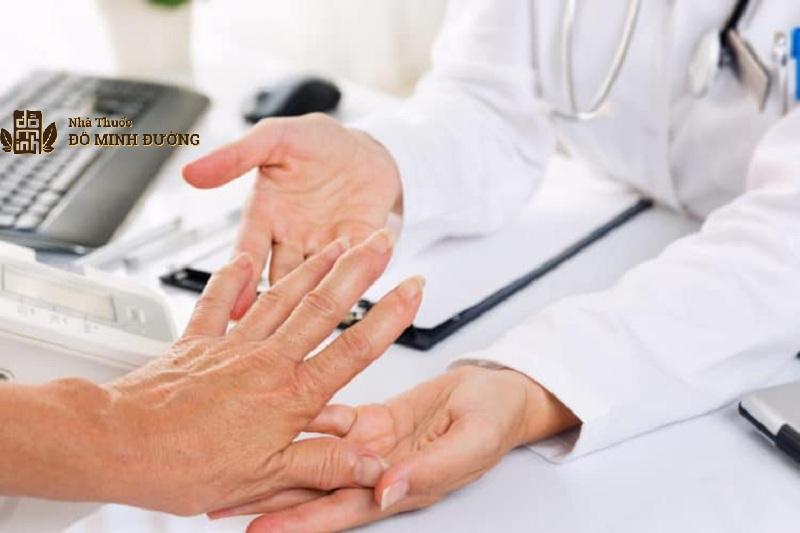 Viêm khớp dạng thấp gây ảnh hưởng nghiêm trọng tới sức khỏe