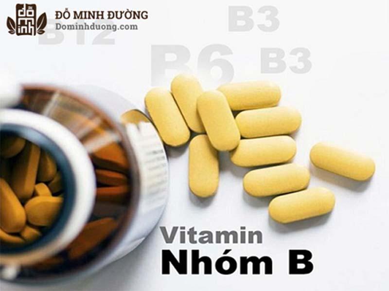 Vitamin nhóm B giúp hỗ trợ điều trị thoát vị đĩa đệm
