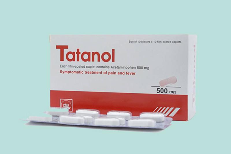 Thuốc Tatanol có tác dụng giảm đau khá hiệu quả