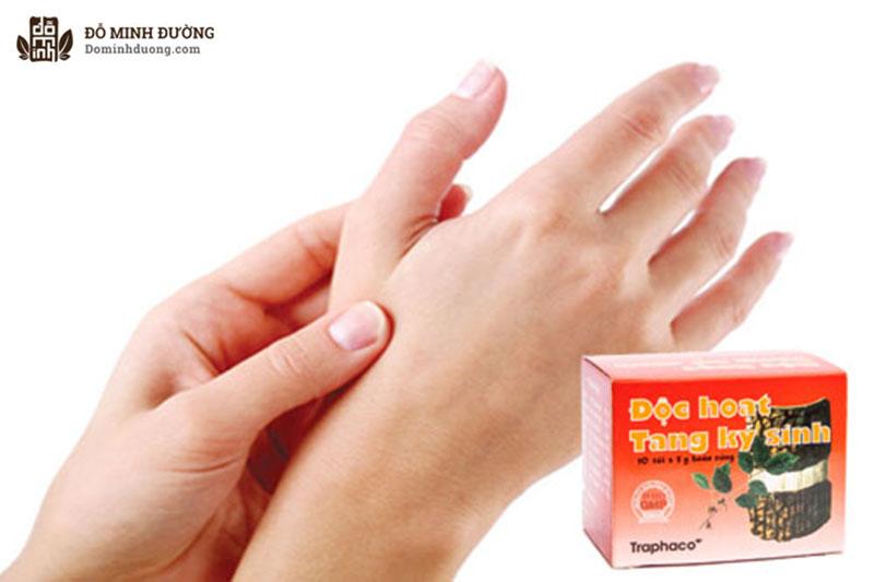 Thuốc có tác dụng trừ phong thấp, bổ can thận và khí huyết