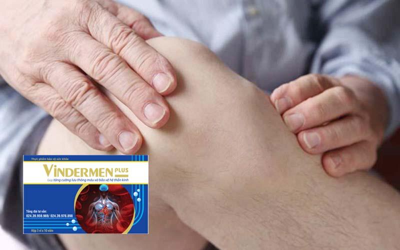 Thuốc được chỉ định cho những trường hợp bị thoái hóa khớp