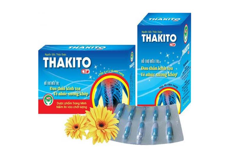 Thaito được bào chế hoàn toàn từ những dược liệu quý trong tự nhiên
