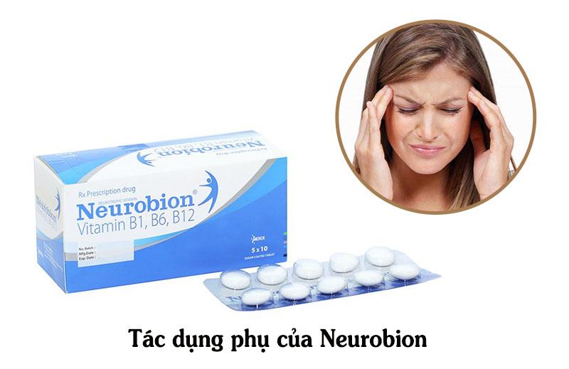 Dùng thuốc Neurobion cần theo chỉ dẫn, tránh gặp phải tác dụng phụ
