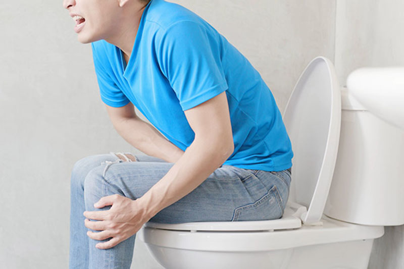 Thuốc có thể khiến người dùng gặp phải tình trạng tiêu chảy