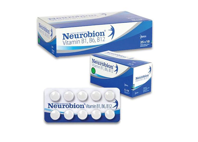 Neurobion là thuốc tổng hợp vitamin B