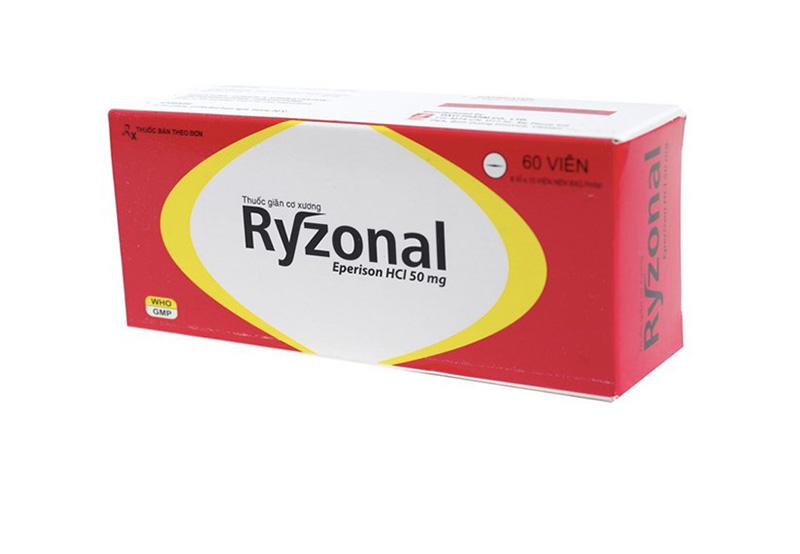 Ryzonal là sản phẩm của Công ty TNHH Dược phẩm Đạt Vi Phú