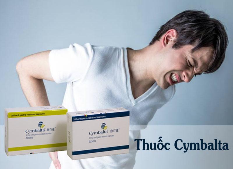 Cymbalta không chỉ điều trị chứng trầm cảm mà còn giúp chữa đau lưng dưới