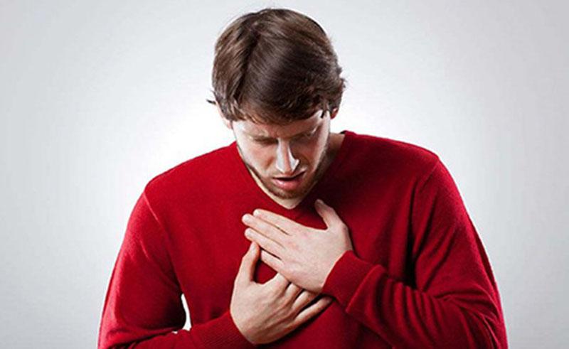 Người bệnh có thể có cảm giác khó thở khi dùng thuốc