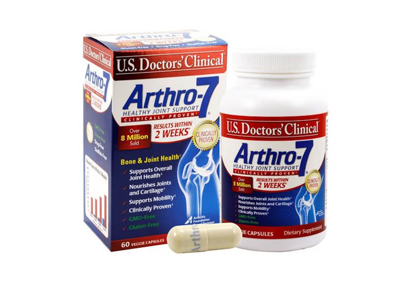 Muốn thuốc bổ khớp Arthro 7 đạt hiệu quả cao nhất cần tuân thủ chỉ định của bác sĩ