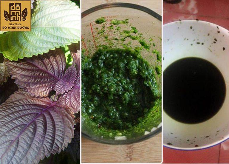 Tía tô không chỉ làm rau ăn mà còn làm thuốc chữa bệnh