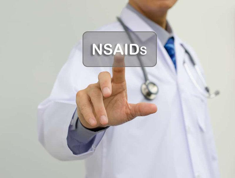 Thận trọng khi dùng với một số loại NSAID khác