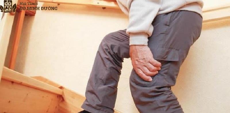 Khô khớp làm ảnh hưởng nghiêm trọng tới sinh hoạt của người bệnh